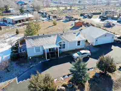 Reno Manufactured Home For Sale: 8680 Wise Ave