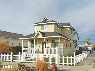 Sparks Multi Family Home Active/Pending-Loan: 445 7th Street