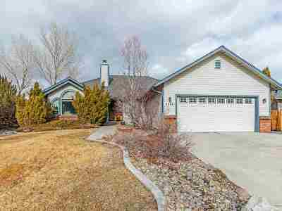 Minden Single Family Home Active/Pending-Call: 1349 Bridle