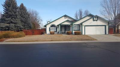 Minden Single Family Home For Sale: 1064 Wisteria Dr.