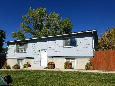 Winnemucca Single Family Home Active/Pending-Call: 1045 Pronto Ave