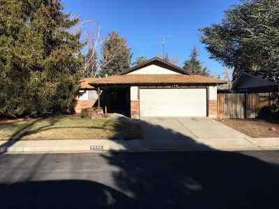 Reno Single Family Home For Sale: 2845 Knight