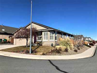 Sparks Single Family Home Price Reduced: 580 Boulder Peak Ct