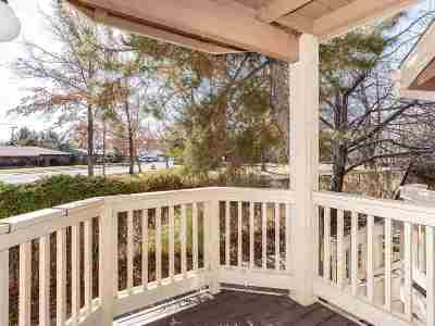 Washoe County Condo/Townhouse For Sale: 2875 Idlewild #113