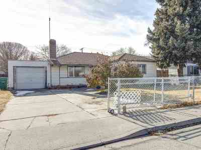 Sparks Single Family Home Price Reduced: 325 Greenbrae Dr
