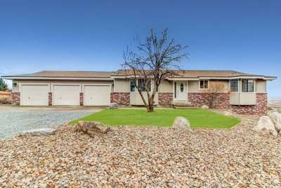 Washoe County Single Family Home Active/Pending-Loan: 13745 Virginia Foothills
