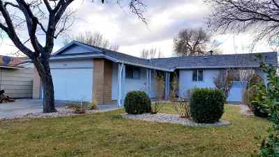 Sparks Single Family Home Active/Pending-Loan: 247 Emerson