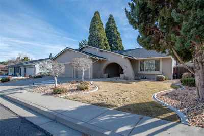 Reno Single Family Home For Sale: 942 Brook Springs Drive