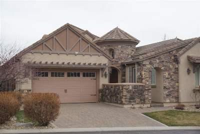 Reno Single Family Home For Sale: 1720 Fairway Hills Trl