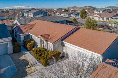 Reno Single Family Home For Sale: 10411 Chadwell Drive