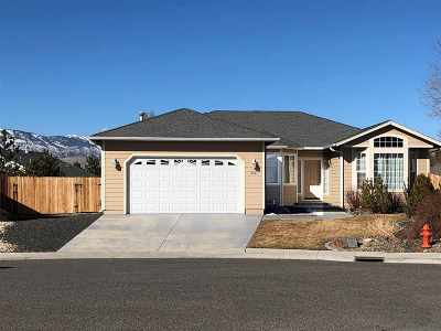 Carson City Single Family Home For Sale: 880 Sundance Court