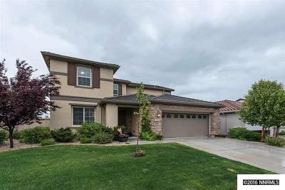 Reno Single Family Home For Sale: 10759 Grayslake Drive