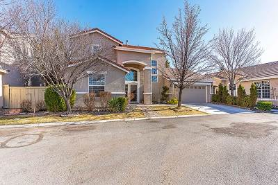 Reno Single Family Home For Sale: 10478 Summershade