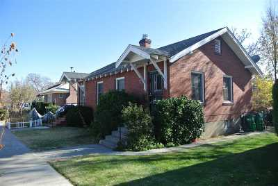 Reno Multi Family Home Active/Pending-Loan: 748 Roberts Street