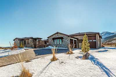 Washoe County Single Family Home For Sale: 15485 Legend View Ct.