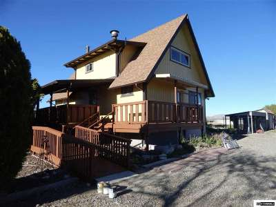 Winnemucca Single Family Home For Sale: 4905 Davis Lane