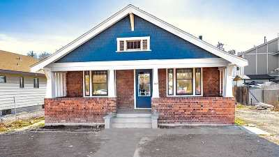 Washoe County Single Family Home For Sale: 452 E 8th Street