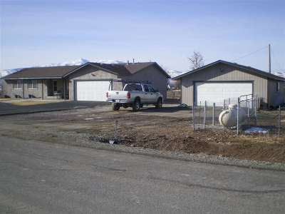 Reno Single Family Home Price Reduced: 10745 Chesapeake