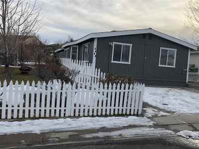 Reno Manufactured Home For Sale: 1328 Anchorage Dr