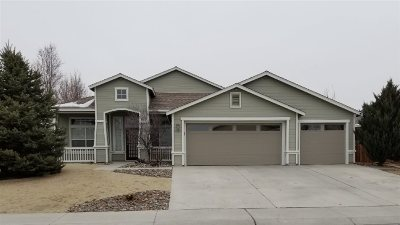 Dayton Single Family Home For Sale: 1126 Cheatgrass Dr.