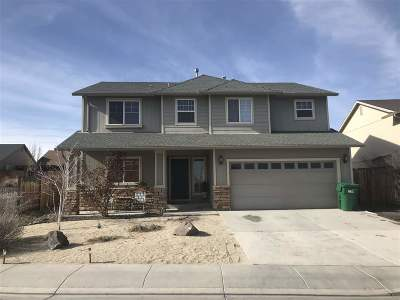 Fernley Single Family Home For Sale: 363 Emigrant Way