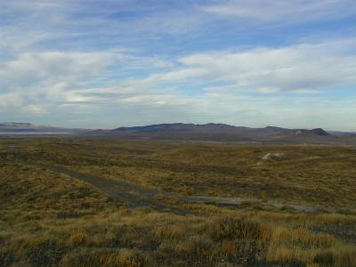 Fernley Residential Lots & Land For Sale: 40 Acres Off Bango Road