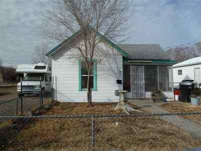 Yerington Single Family Home Active/Pending-Call: 21 N Center Street