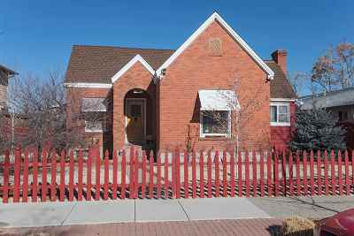 Reno Single Family Home For Sale: 215 Claremont Street
