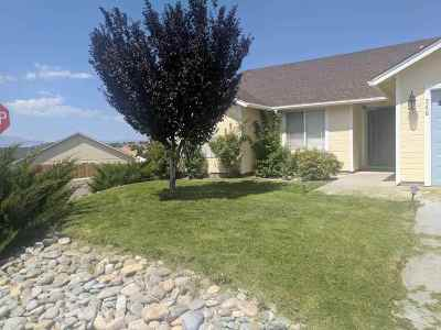 Gardnerville Single Family Home Active/Pending-Call: 246 Walker Street