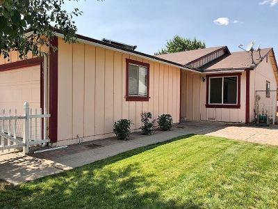 Reno Single Family Home For Sale: 6541 Flower Street