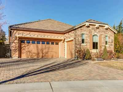 Reno Single Family Home Active/Pending-Loan: 1980 Morning Grove Ct
