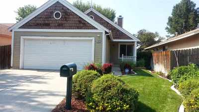 Sparks Single Family Home Active/Pending-Loan: 1292 O'callaghan Dr