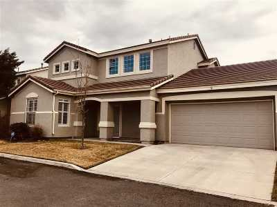 Reno Single Family Home For Sale: 10490 Chadwell Dr.