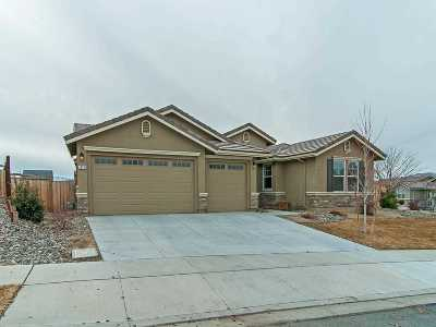 Sparks Single Family Home For Sale: 7057 Cassiopeia Ct