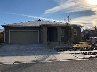Reno Single Family Home For Sale: 14300 Murdoch Dr