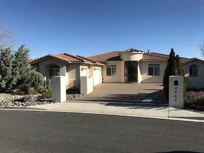 Reno, Sparks, Carson City, Gardnerville Single Family Home For Sale: 2640 Spearpoint Dr.