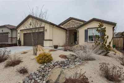 Washoe County Single Family Home For Sale: 9225 Maplehurst