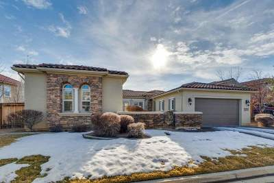 Reno, Sparks, Carson City, Gardnerville Single Family Home For Sale: 8220 Antler Pointe