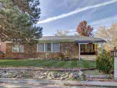 Reno, Sparks, Carson City, Gardnerville Single Family Home For Sale: 2105 S Marsh
