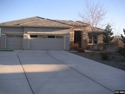 Reno, Sparks, Carson City, Gardnerville Single Family Home For Sale: 2704 Sun Chaser Ct.