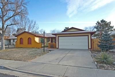 Reno Single Family Home For Sale: 3060 Randolph