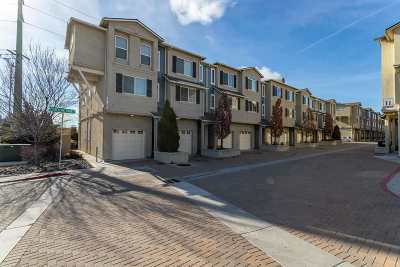 Sparks Condo/Townhouse For Sale: 3107 Sterling Ridge