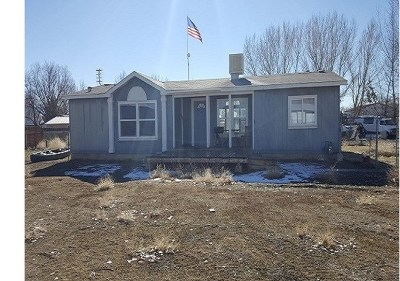 Winnemucca Manufactured Home For Sale: 4200 Trommel Ct.