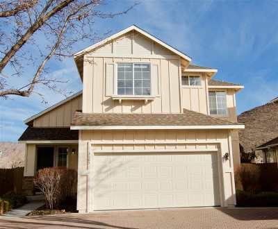 Reno Single Family Home Active/Pending-Loan: 3865 Herons Landing Dr.