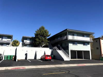 Reno Multi Family Home For Sale: 1365 Stardust Street