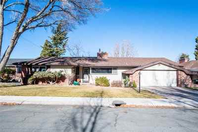 Washoe County Single Family Home Price Reduced: 1815 Marla Drive
