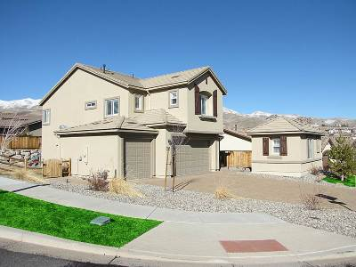 Reno Single Family Home Price Reduced: 1745 Back Nine Trl