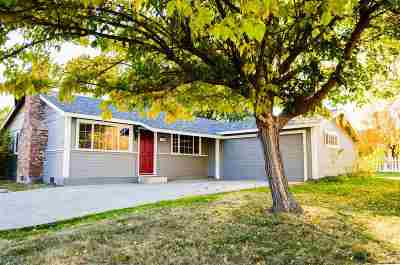 Reno Single Family Home Active/Pending-Loan: 1700 W 7th