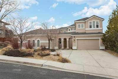 Reno Single Family Home For Sale: 3225 Marthiam Ave.