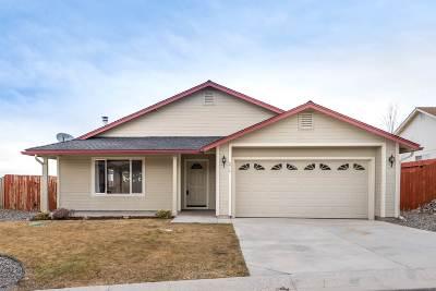 Gardnerville Single Family Home Active/Pending-Call: 274 Walker
